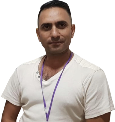 Saquib Choudhry - Night Support Worker