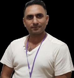 Saquib Choudhry - Night Support Worker