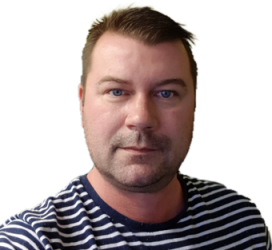 Paul Jevons - Serveco Area Manager